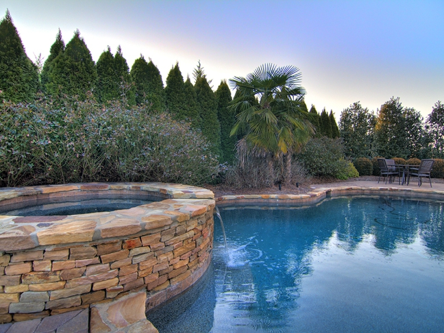 Charlotte metro area homes with swimming pools - Indoor swimming pools charlotte nc ...
