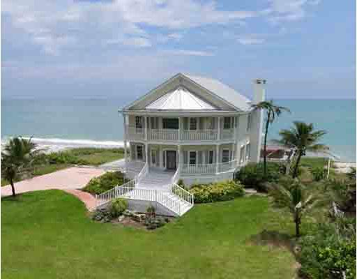 BEACH HOMES FOR SALE Vero Beach Florida GREAT OPPORTUNITIES AND