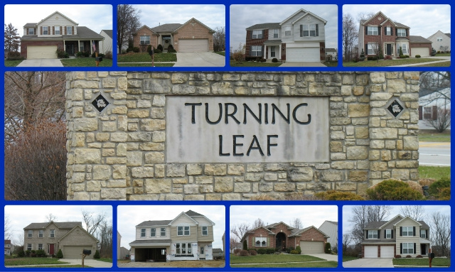 Turning Leaf community  Hamilton Township Ohio 45039