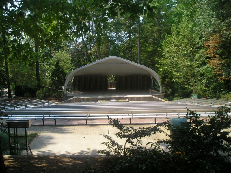 Sertoma Amphitheatre in Cary