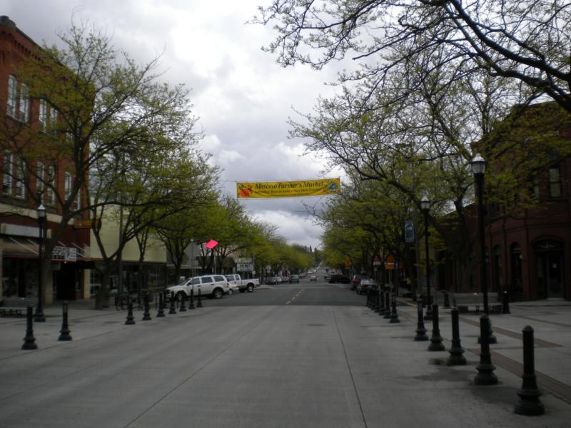 Spokane Day Trip: Moscow Idaho