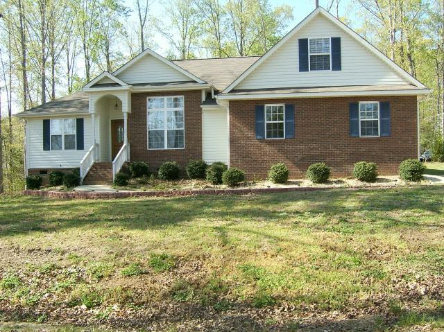 Mallard cove in carolina trace sanford nc homes for for Ranch homes with vinyl siding