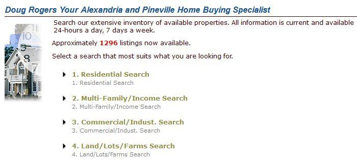 Homes For Sale In Pineville Louisiana Ocho Rios