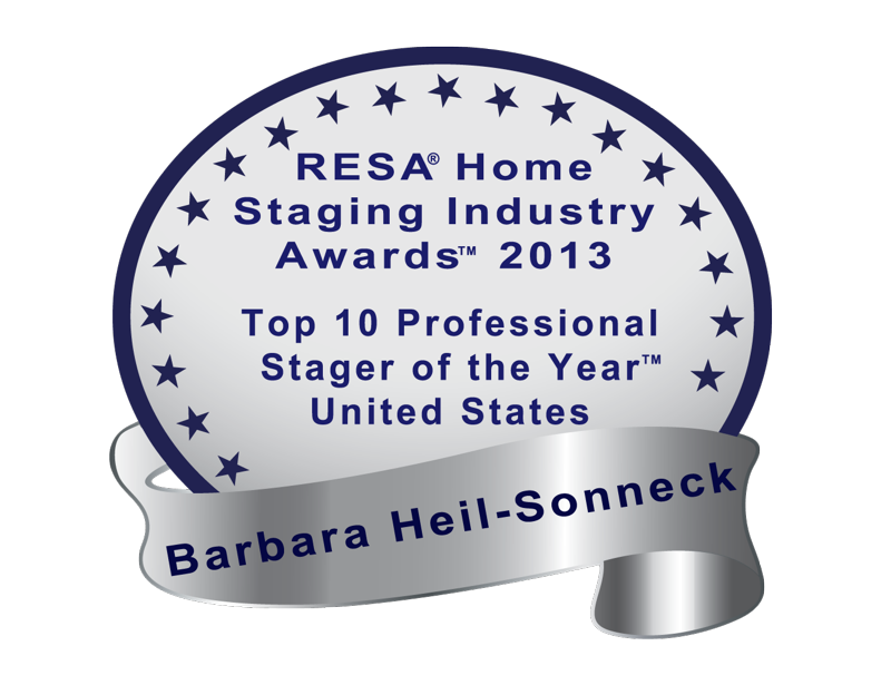 Design2Sell top ten stager