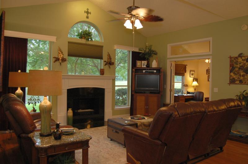 Golf & Waterfront Julington Creek Plantation Home for Sale ...