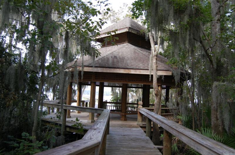 Pace Island Gated Community Fleming Island Florida