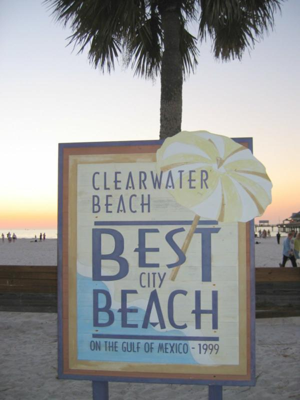 Pinellas County Florida Home To Best Beaches In The