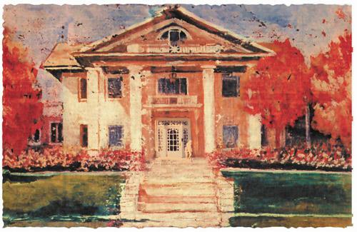 Brady Heights Mansion