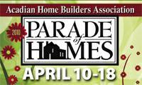 Parade of Homes, Lafayette, LA, April 2010