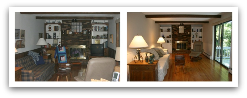 New Hampshire Home Staging Advice Rearrange Your Furn