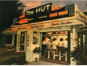 The Hut Drive-In