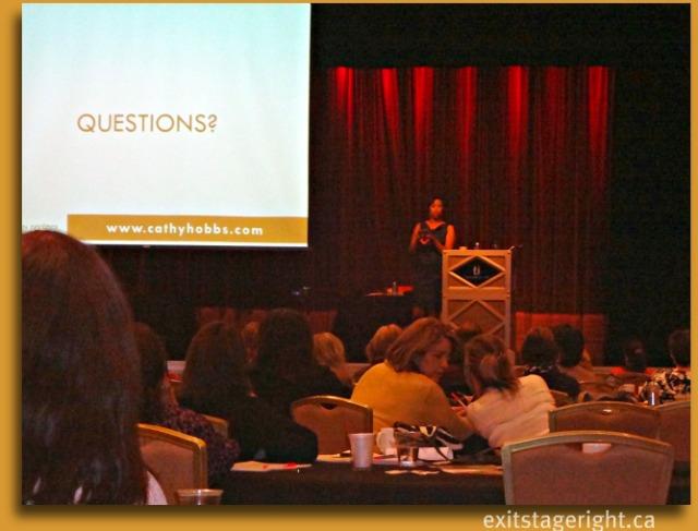vancouver home stager attends real estate staging association conference 2012 las vegas. Black Bedroom Furniture Sets. Home Design Ideas