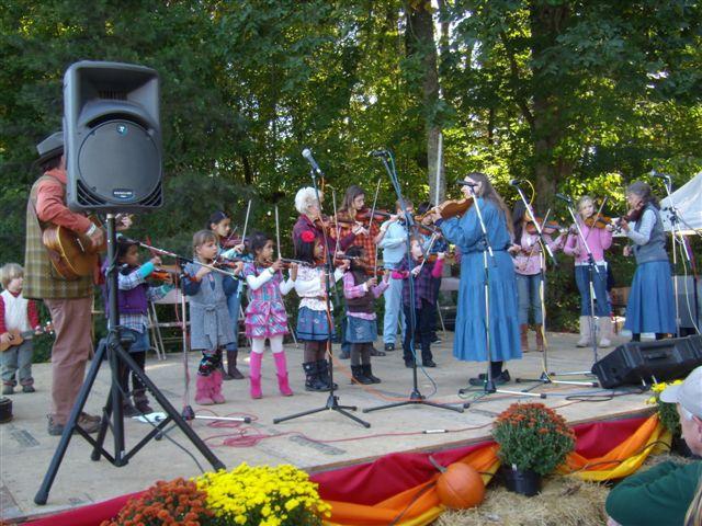 Fall Festival Music
