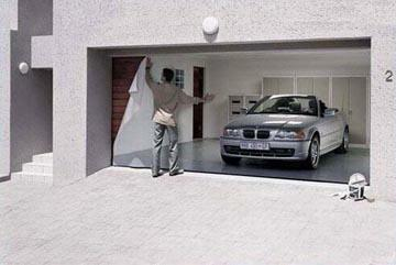 Style Your Garage Example