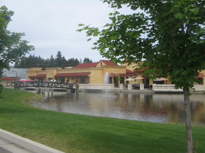 Cafe South Hill Spokane