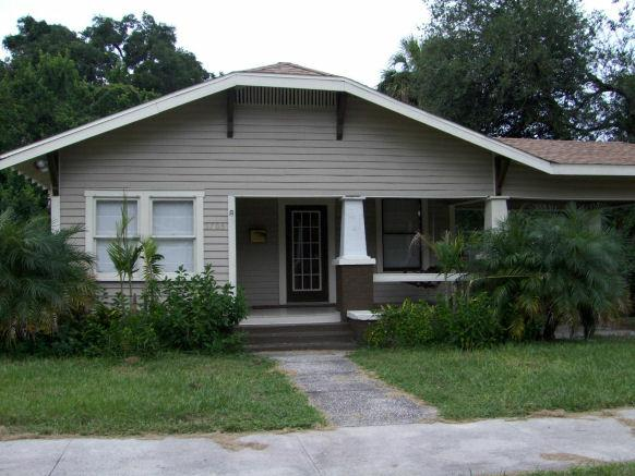 Seminole heights historic district listing 5706 n seminole for Seminole heights garden center