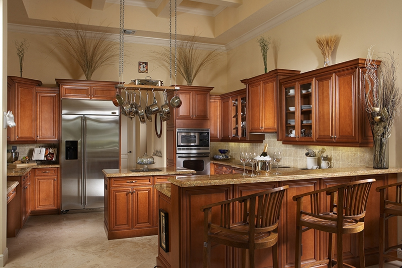 Palm beach polo country club wellington fl homes for for Gourmet kitchen plans