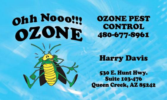 Queen Creek Pest Control Service. Ozone Pest Control