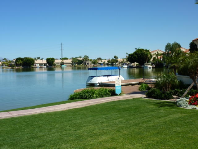 Val Vista Lakes Lake Front Property for Sale