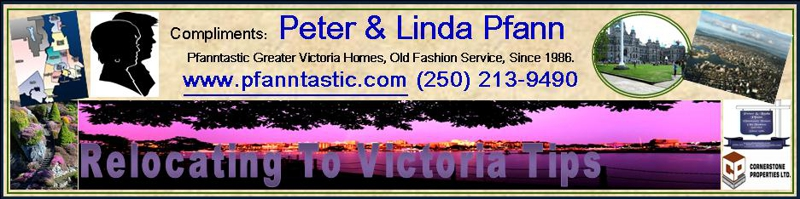 Pfanntastic Greater Victoria Real Estate Resources