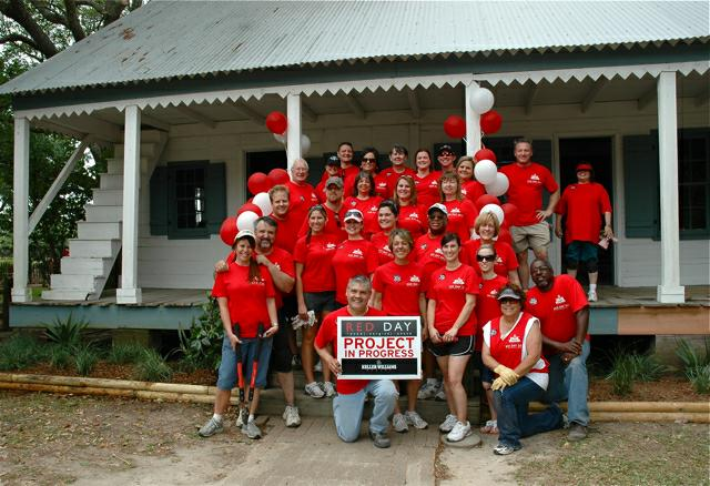 RED Day 2010 Lafayette, LA at Acadian Village