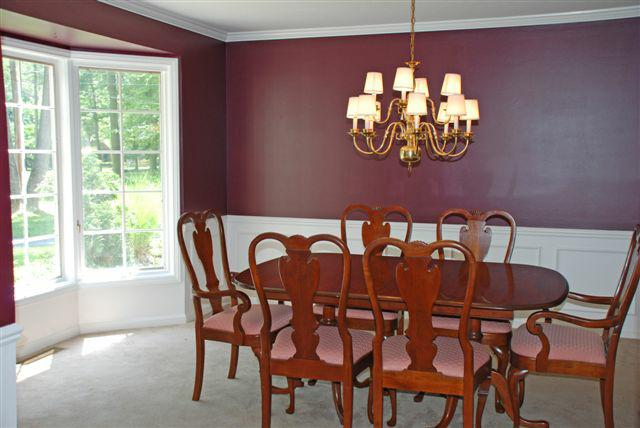 Formal dining room 5274 Som Center Road
