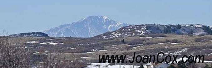 Views in Castle Rock CO
