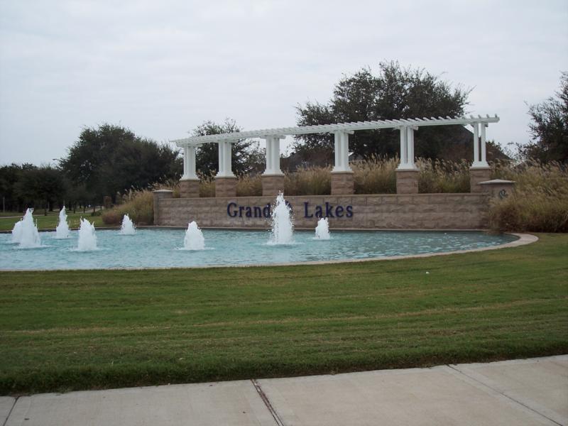 Grand Lakes, Katy Texas