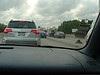 huntsville tx, traffic jams are RARE