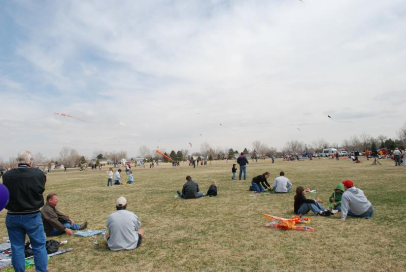 Arvada Colorado Kite Festival