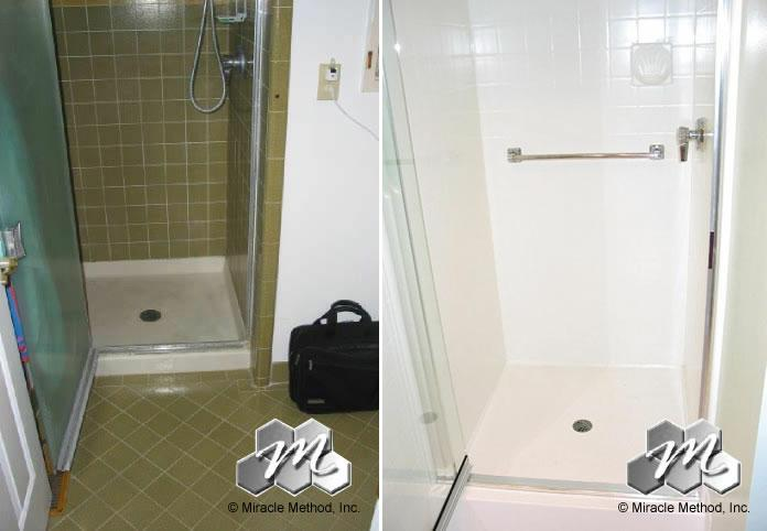 Low cost bath kitchen remodeling for Update bathroom tile without replacing