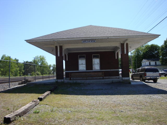 Bald Knob Arkansas More Historic Buildings In This Little