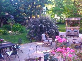 Backyard gardens 8930 Church Rd