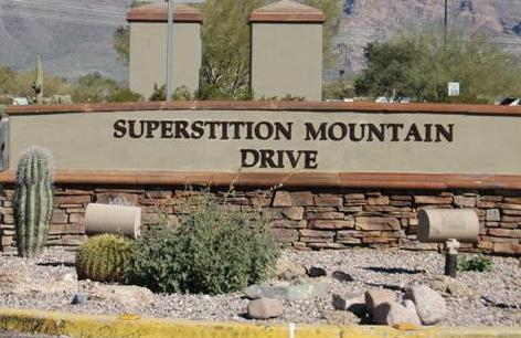 Superstition Mountain Homes for Sale
