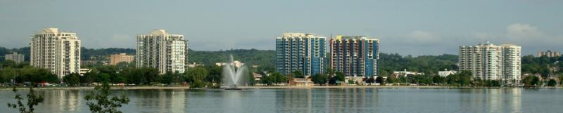 Barrie Waterfront Condos