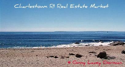 Charlestown RI beach
