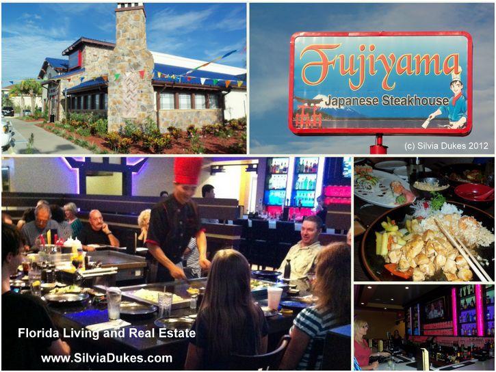 Fujiyama Japanese Steakhouse And Sushi Bar In Spring Hill