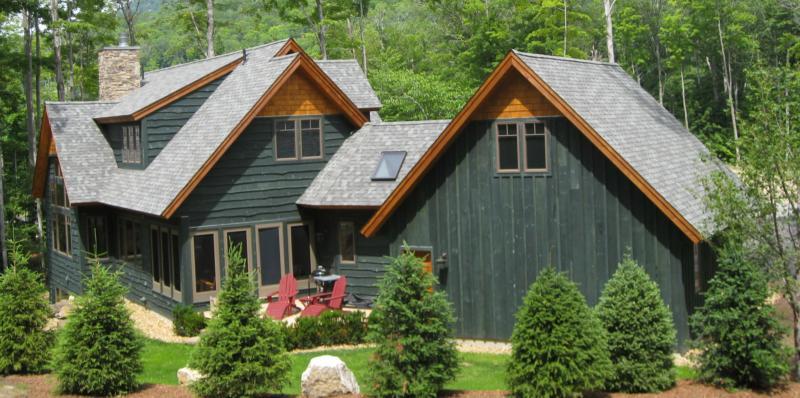 Adirondack Style Homes At Loon Mountain Resort Nh