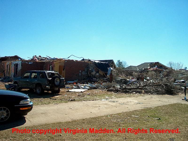 Photo 1 of Damage from Prattville Tornado 02/17/08