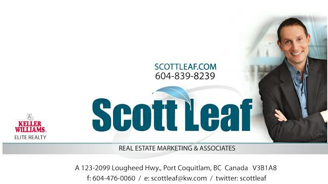 Scott Leaf Real Estate Marketing & Associates