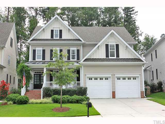 Cary North Carolina Luxury Homes Sold For July 2010