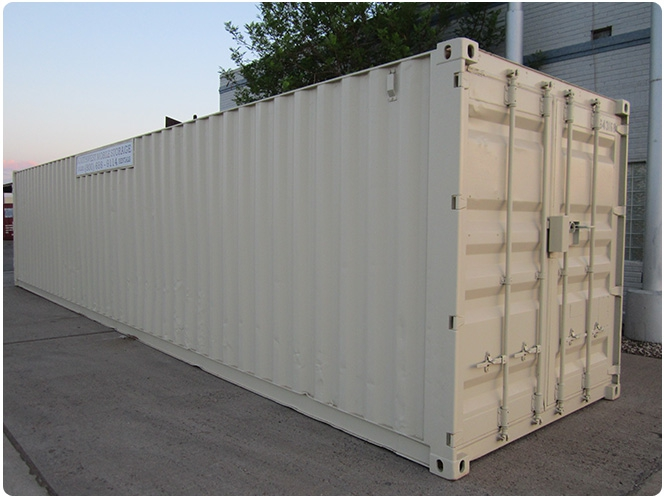 Storage Containers and Shipping Containers Lakewood CO