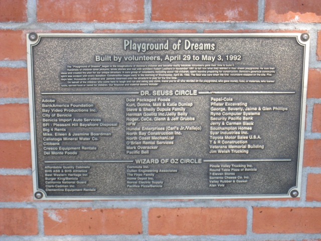 playground of dreams