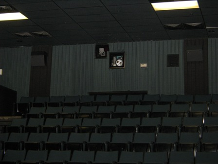 Movie Theater Energy Audit