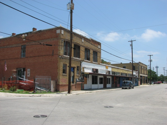 509 El Paso St Downtown San Antonio Tx Multi Use Retail