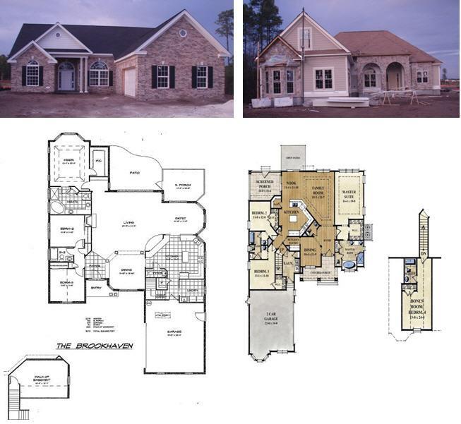 Sunbelt Homes Carolina Construction Group Sago Plantation Myrtle Beach Real Estate