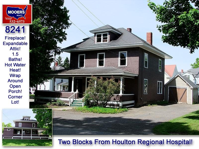 video 12 bowdoin street houlton me home for sale