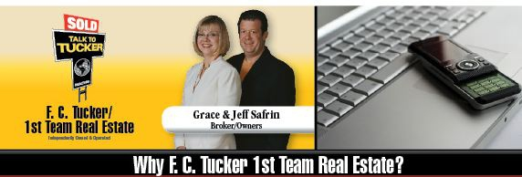 Talk To Northwest Indiana Broker Owners of F.C.Tucker 1st Team Real Estate