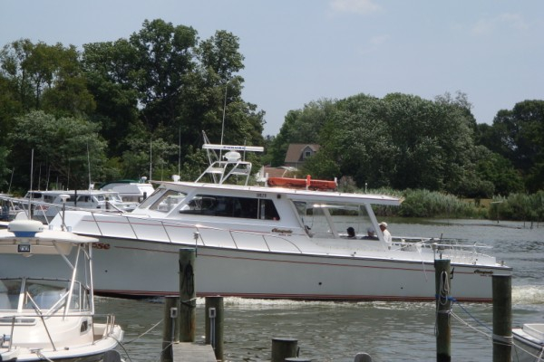 Annapolis communities deale a little fishing village for Deale md fishing charters