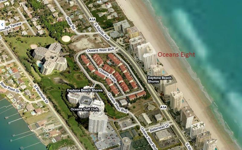 Bank Of America Daytona Beach Shores